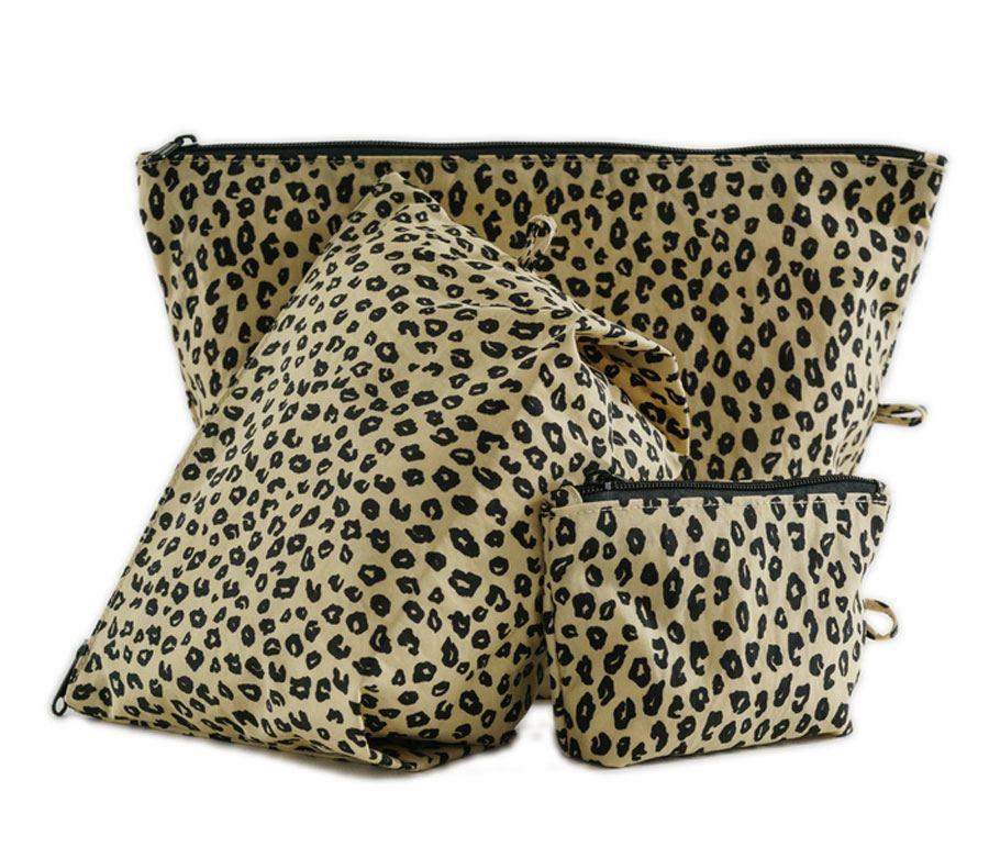 Go Pouch Honey Leopard