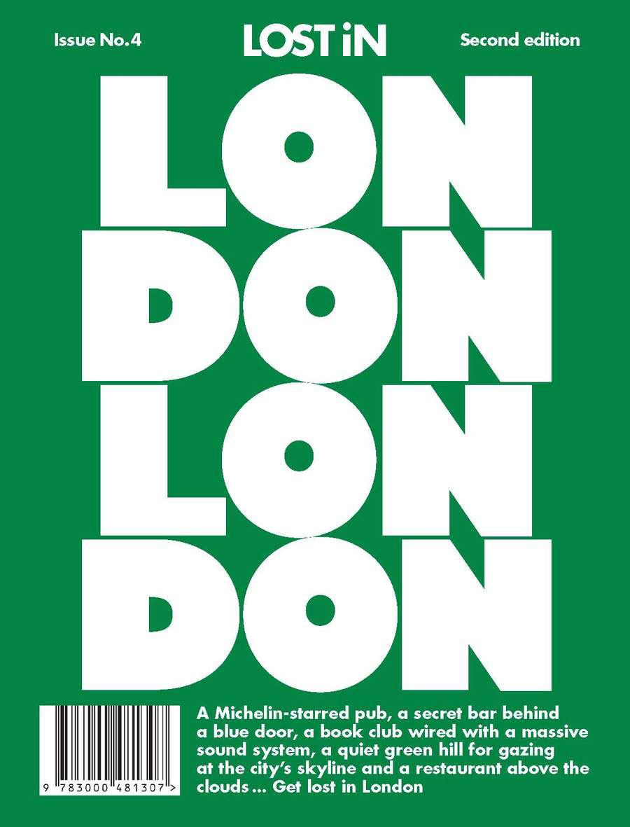 Lost In. London (Issue No.4 / Third edition)