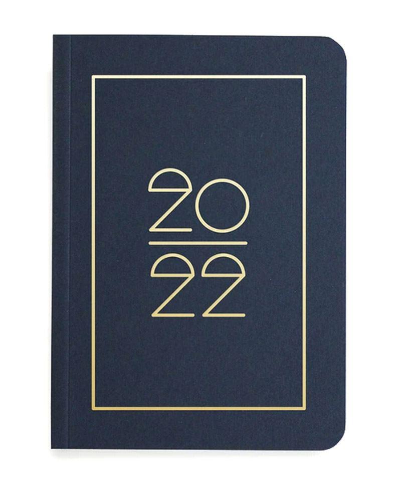 Pocket Planner 2022 Dark Blue