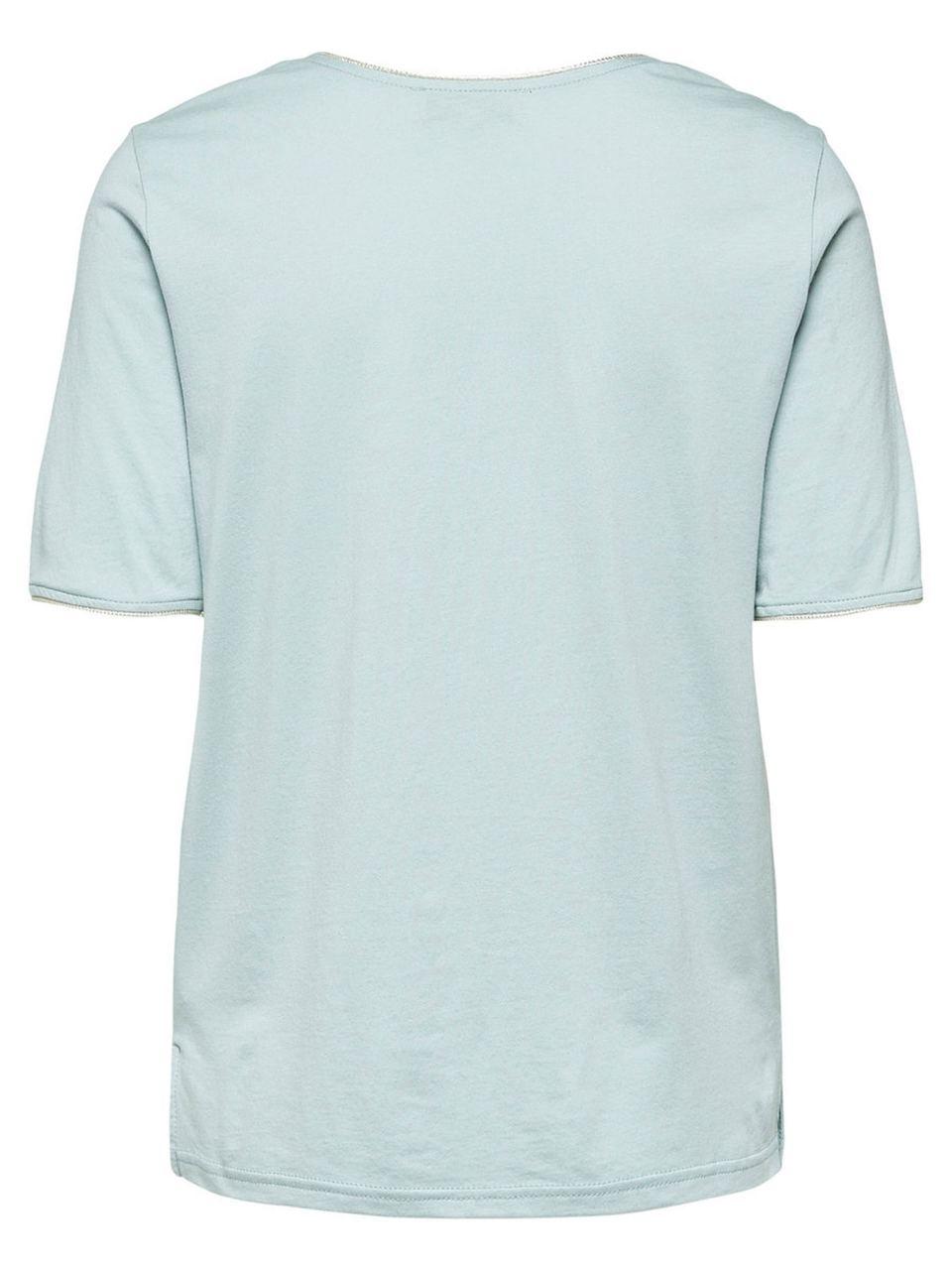 SLFLUCY T-Shirt Gray Mist