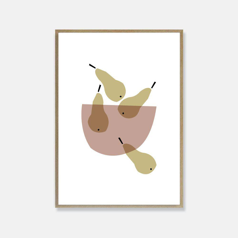 Pears Print (Din A4)