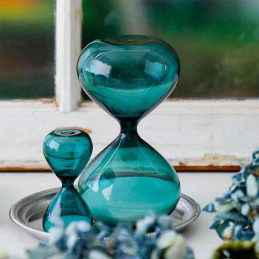 Sanduhr M / 5min Turquoise