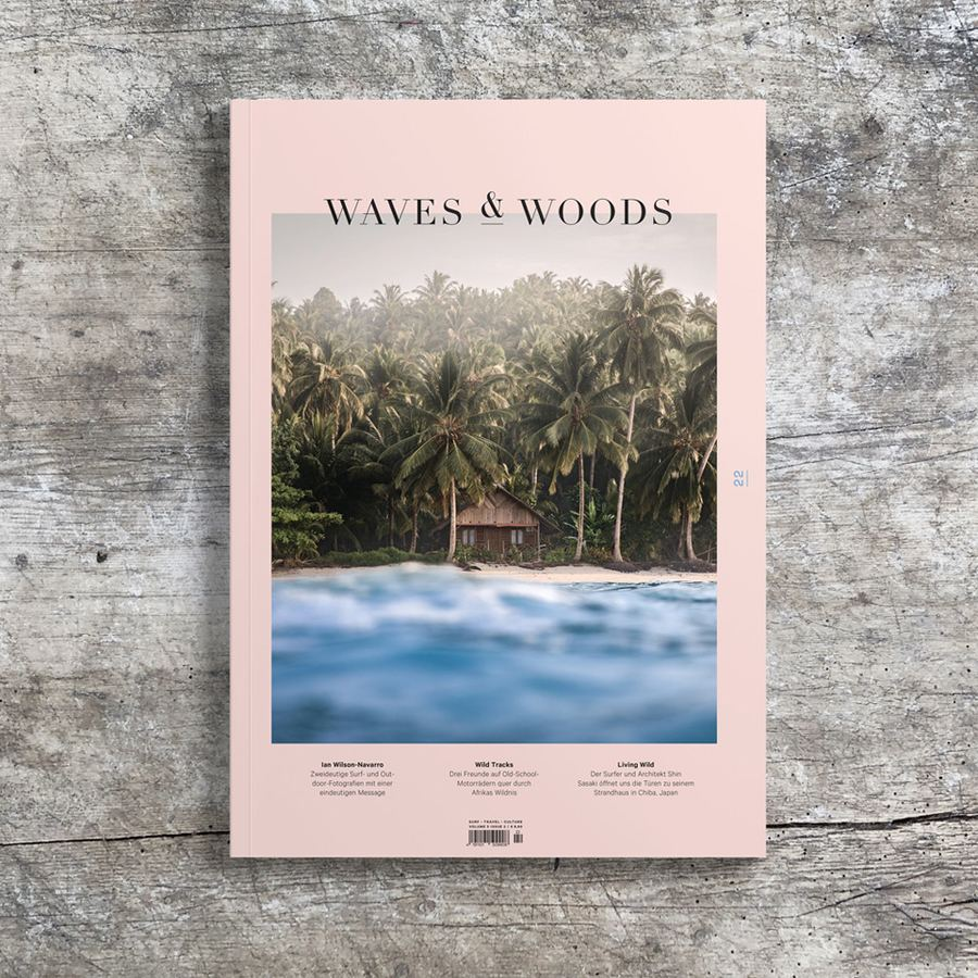 Waves & Woods No. 22