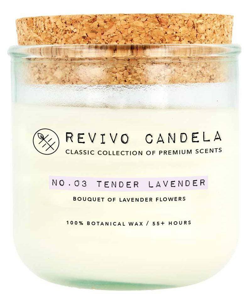 No.03 Tender Lavender Duftkerze