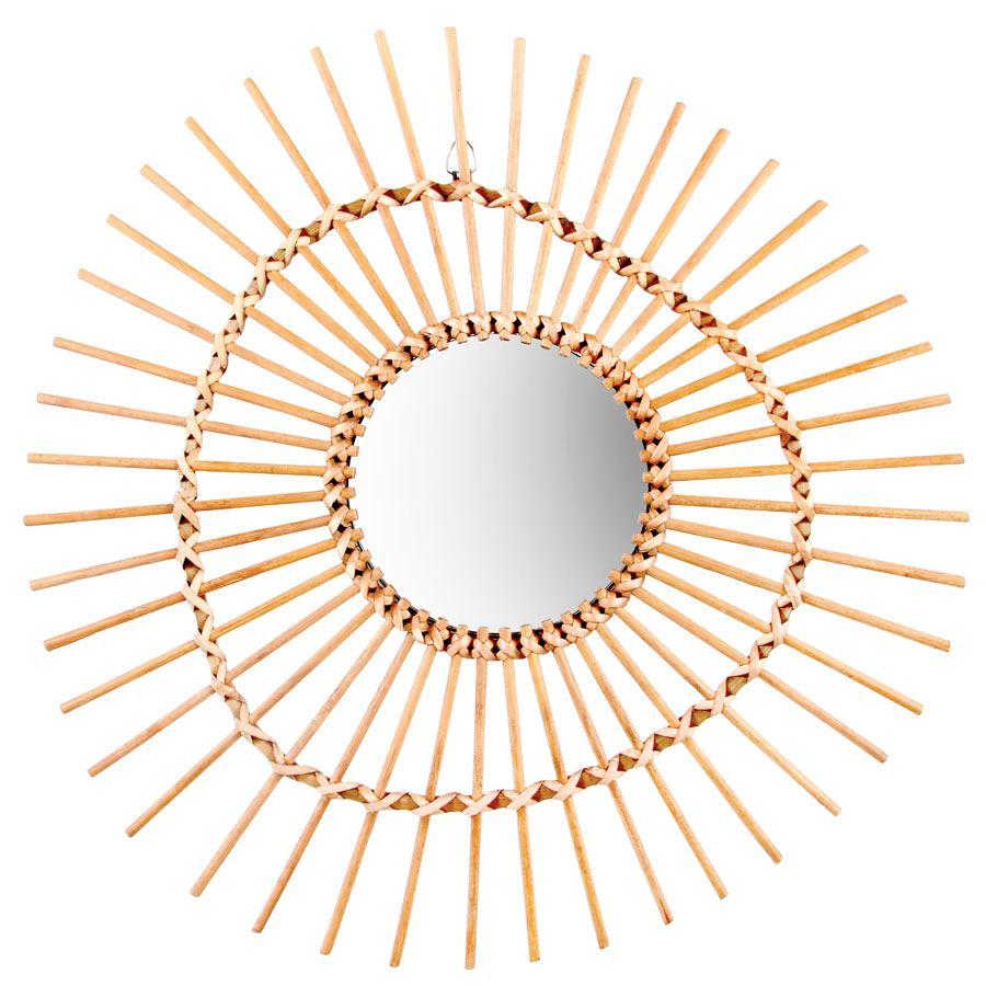 Spiegel Bamboo Irregular