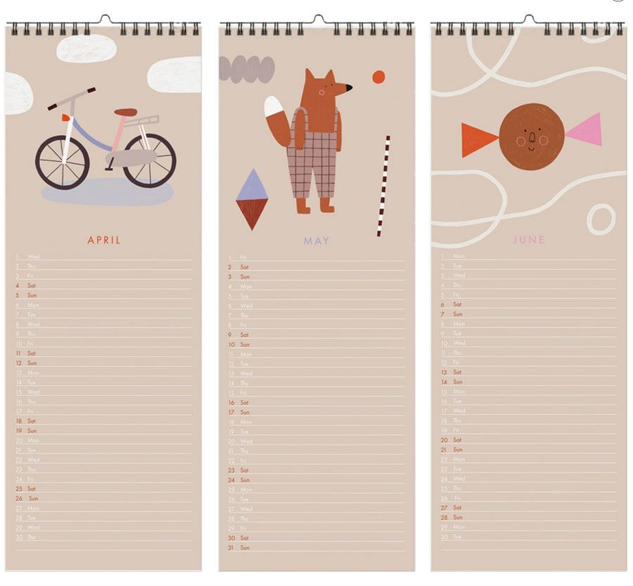 Happy Kalender 2021