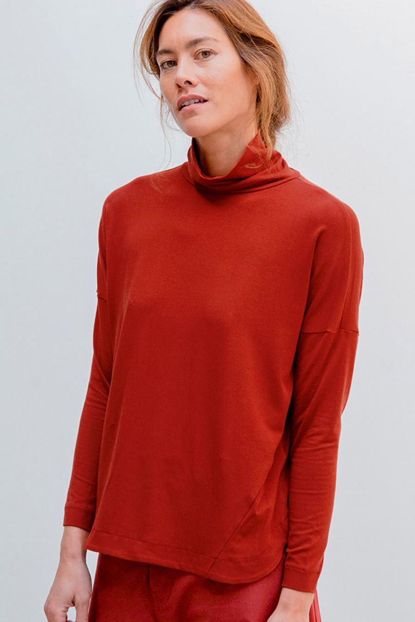 Aurora Shirt Henna