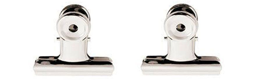 Klemmbrettklammer Silber (50mm)