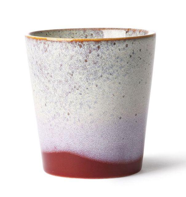 70's Mug Frost