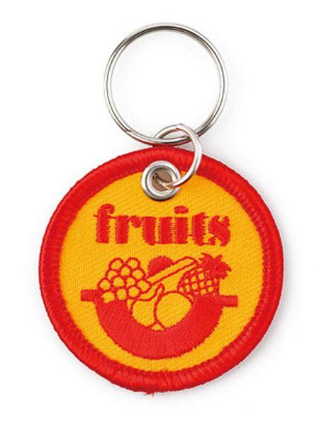 Schlüsselanhänger Stitch Fruits
