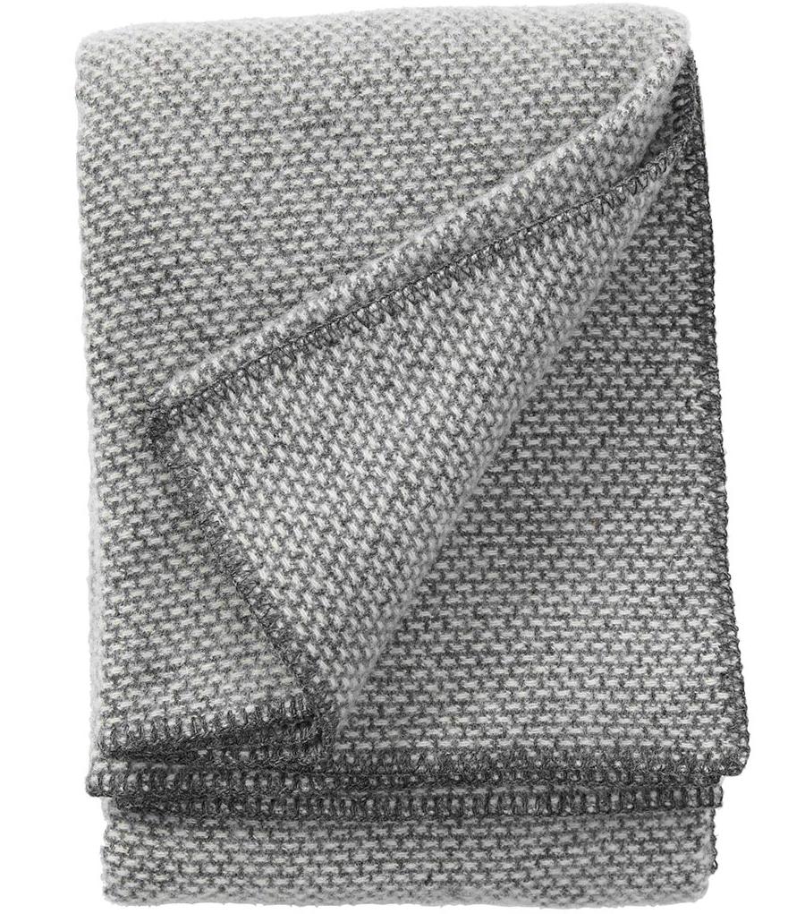 Domino Decke Dark Grey