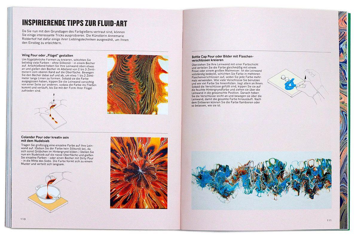 Acryl - Materialien, Techniken, Ideen - Lust auf Kunst