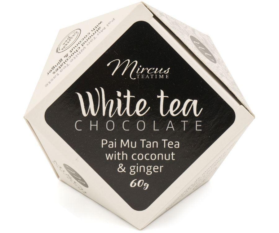 White Tea Chocolate