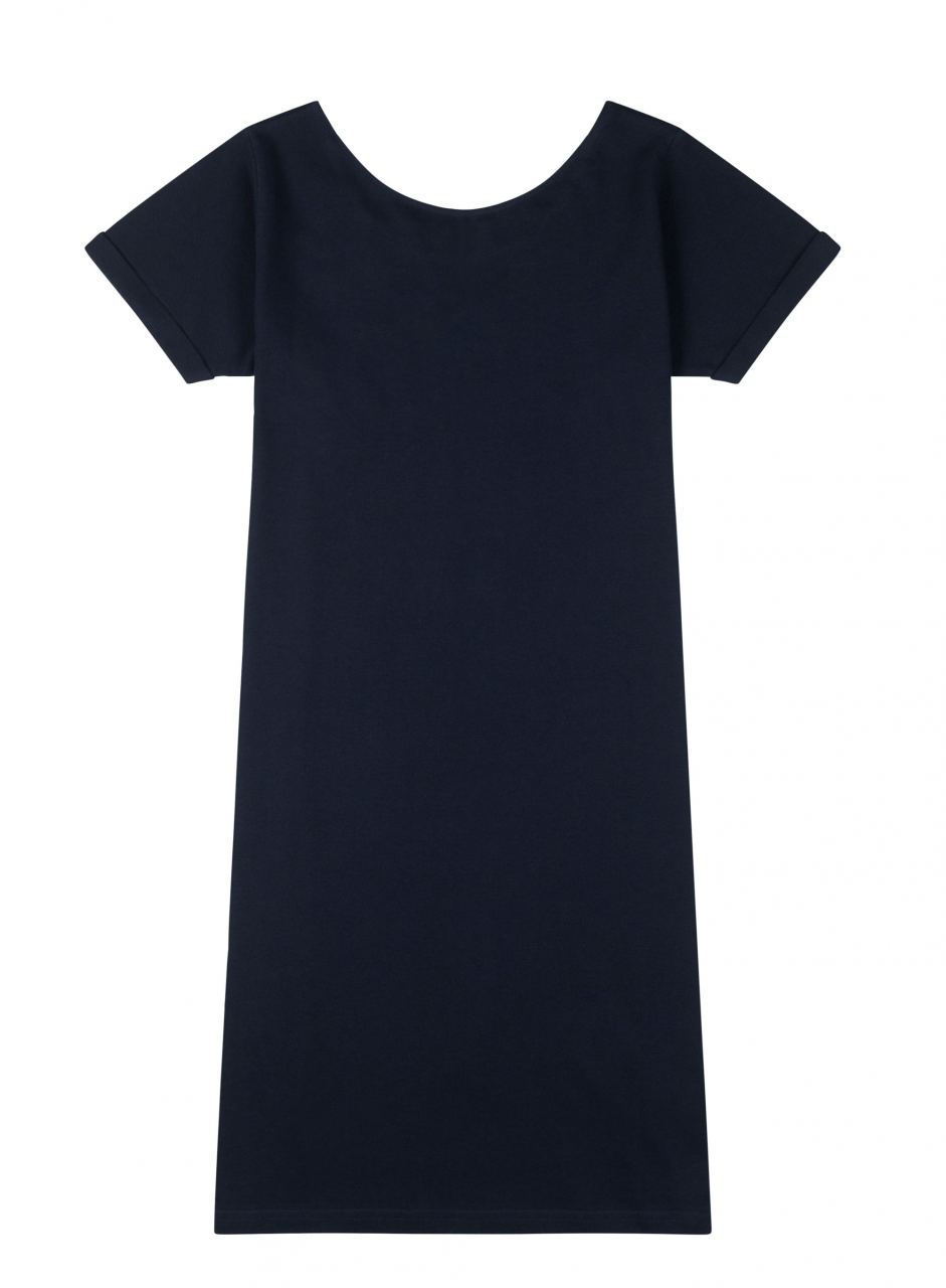 Loner Kleid Navy Blue