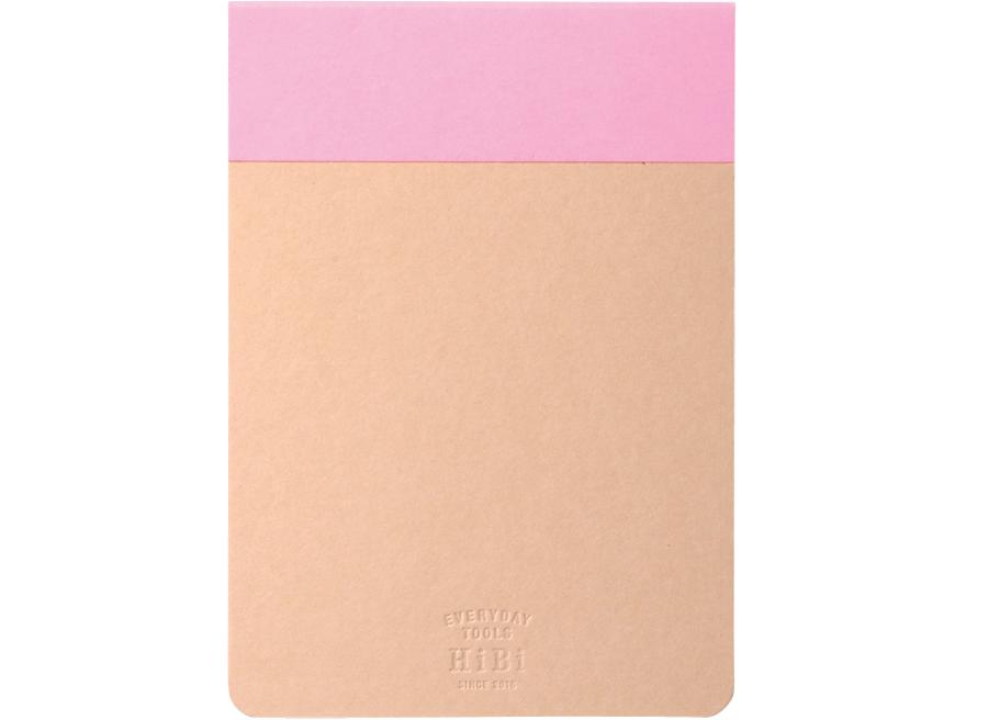HiBi Memopad Pink