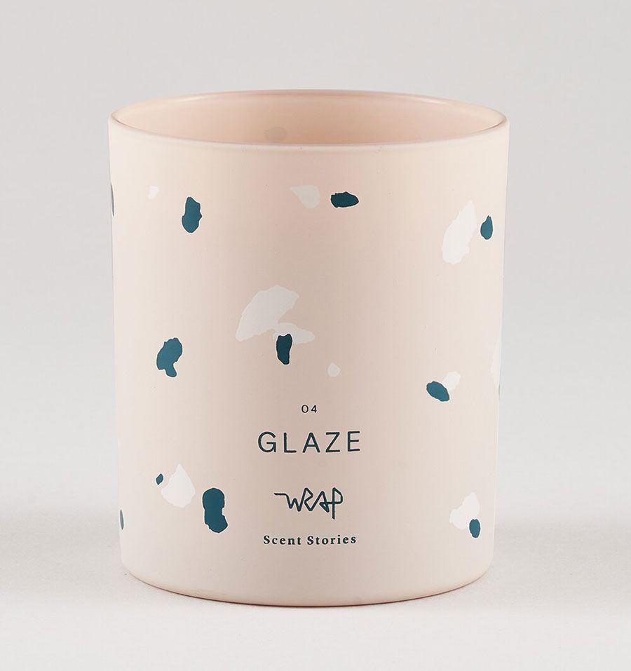 GLAZE 04 Duftkerze - Wrap