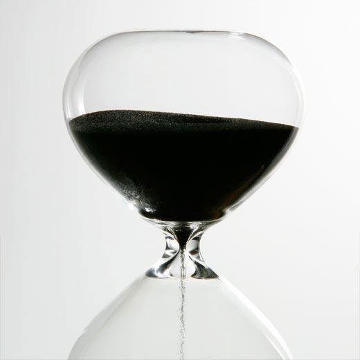 Sanduhr S / 3min Clear