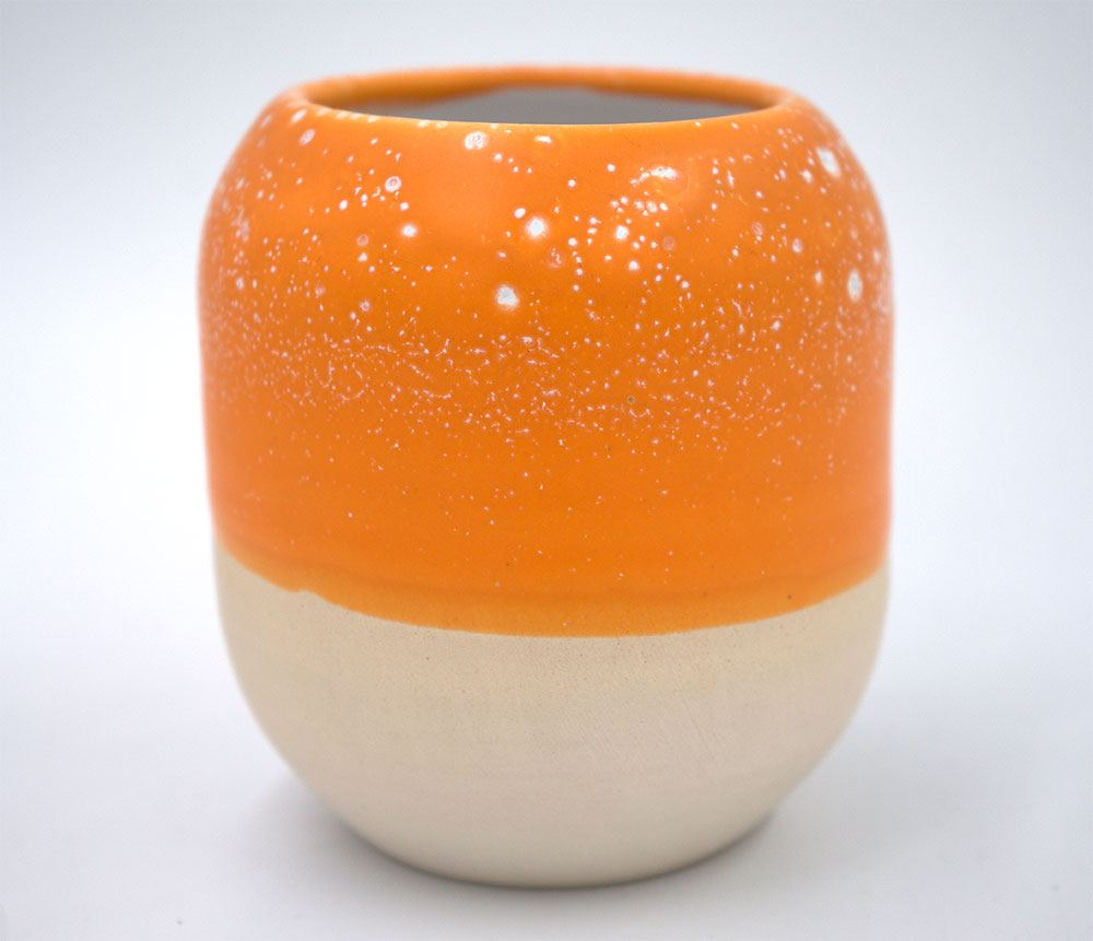 Pen Holder Orange