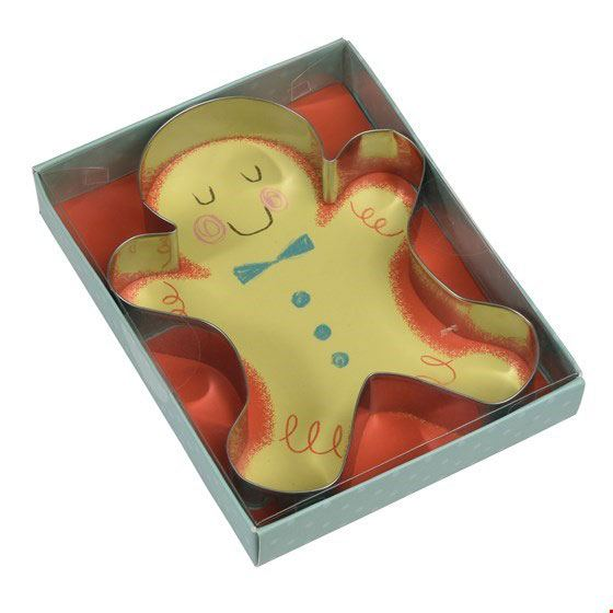 """Ausstechform """"Gingerbread Man"""""""