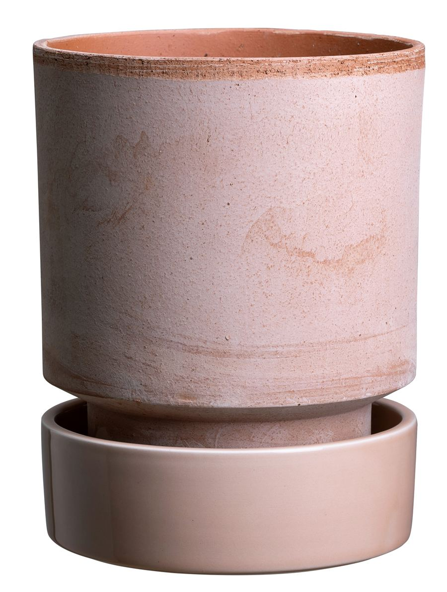 Hoff Pot Set Rosé Quartz Rose (2 Größen)