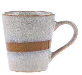 70's Espresso Mug Snow