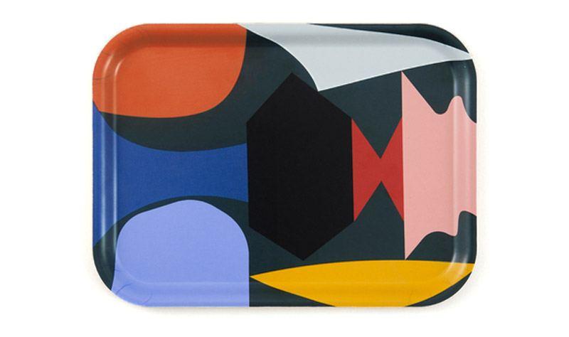 Shapes Tablett Klein