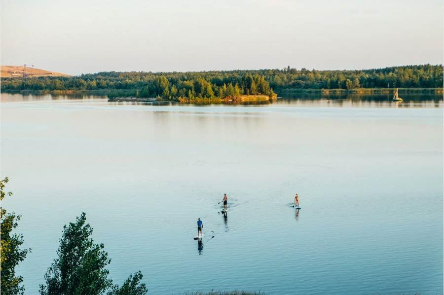 Take Me to the Lakes - Leipzig Edition