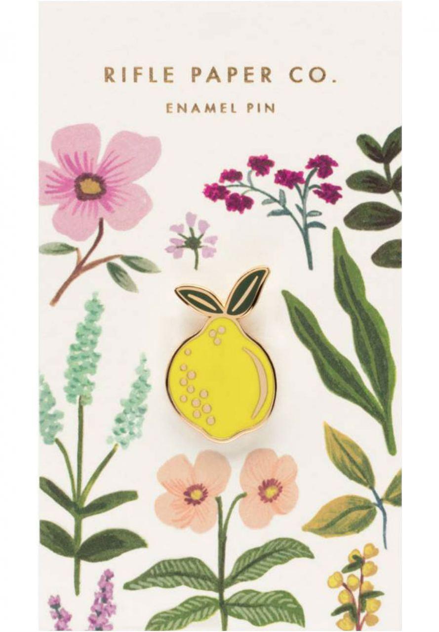 Lemon Pin