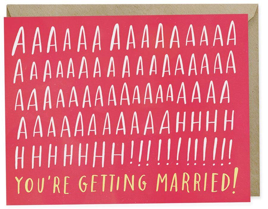 Aaah! You're getting married Karte
