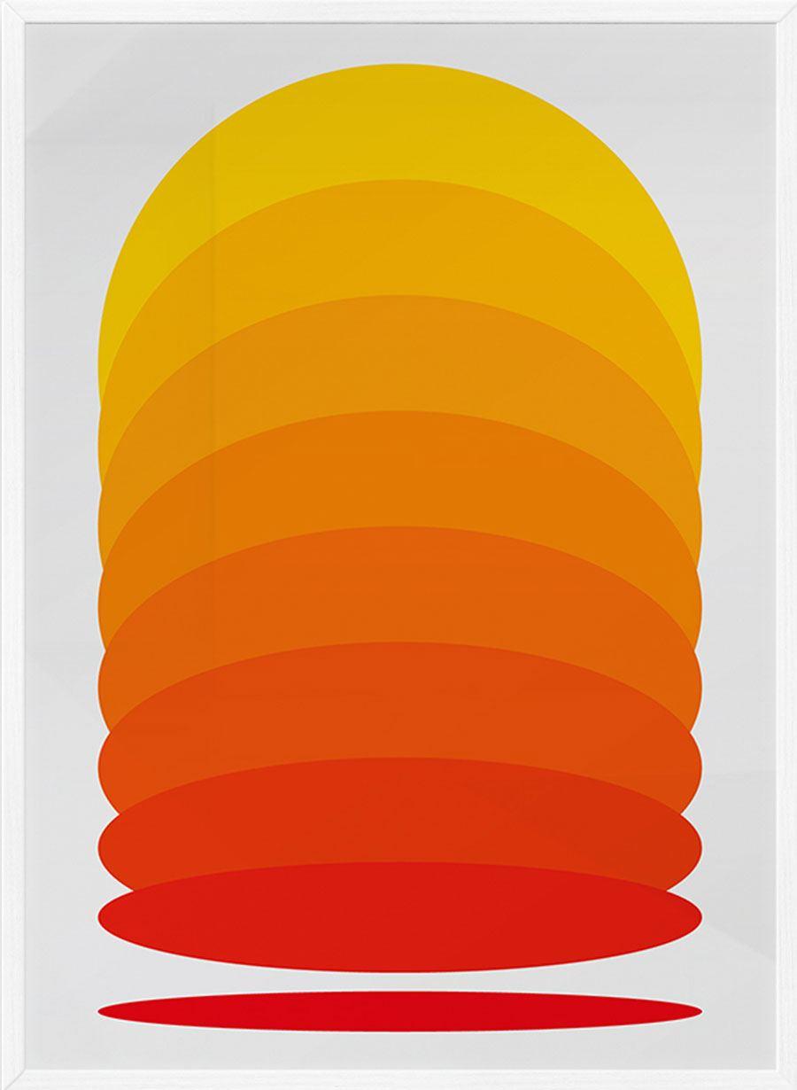 Sun Poster (50x70cm)