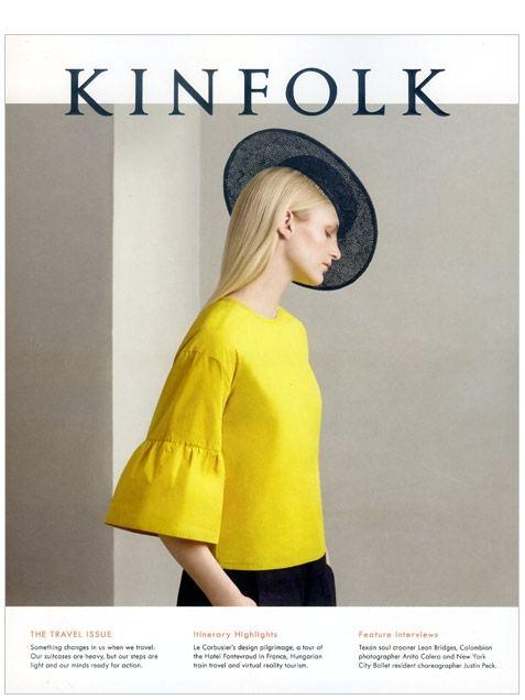 Kinfolk Magazine #20