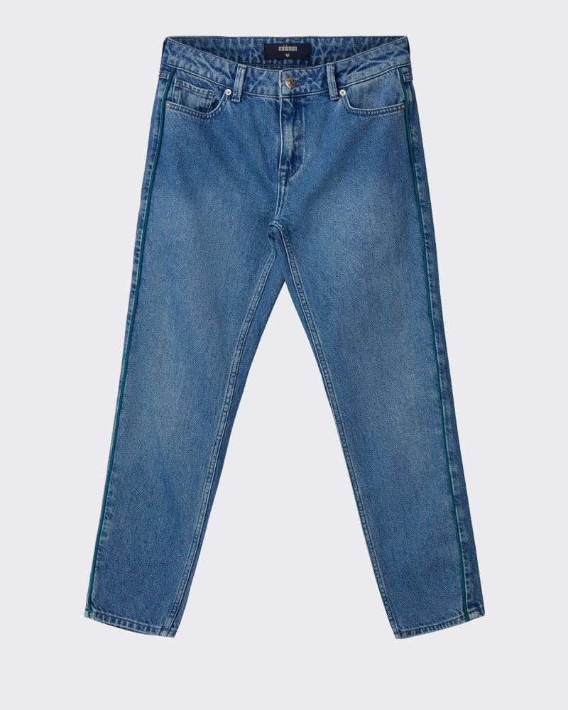 Emma Jeans Medium Blue