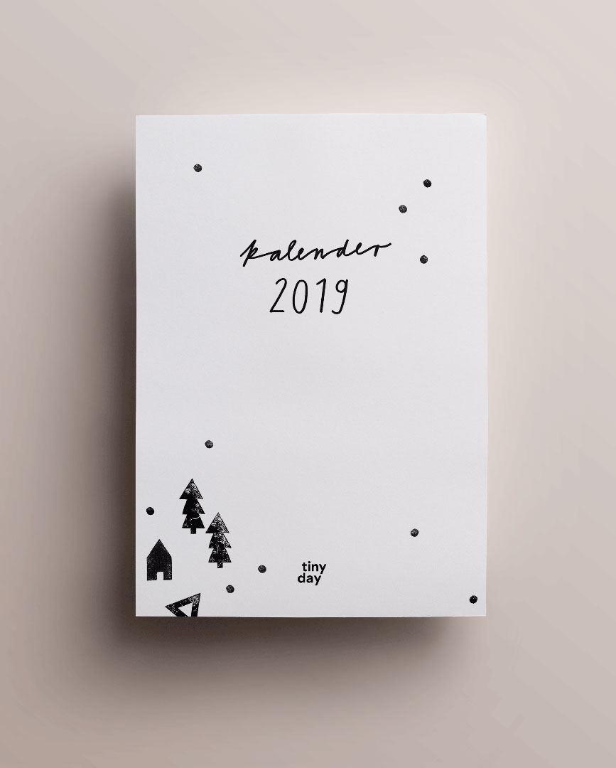 tinyday Familienkalender 2019