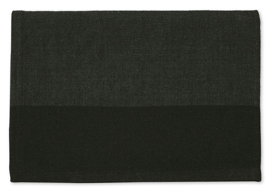 Geschirrhandtuch Mason Antracite/Brown
