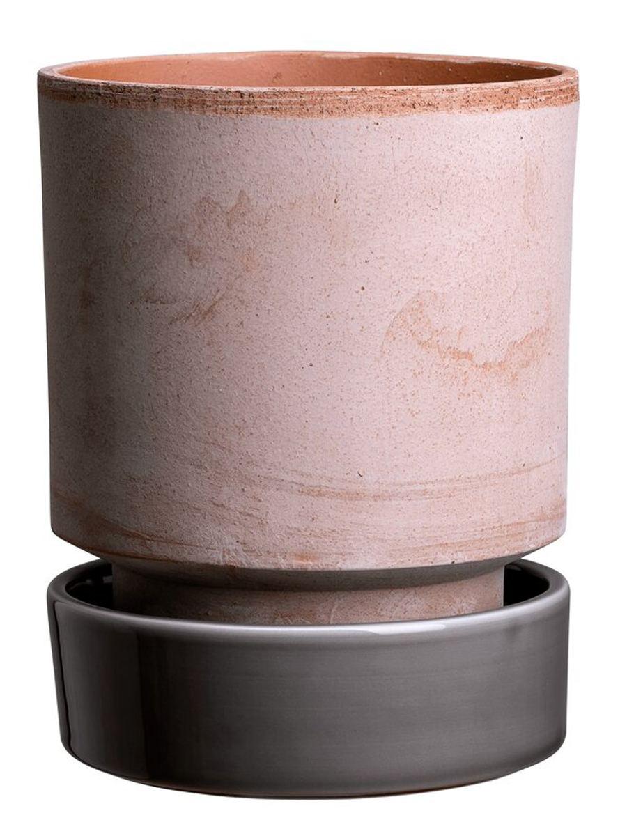 Hoff Pot Set Rosé Pearl Grey (2 Größen)