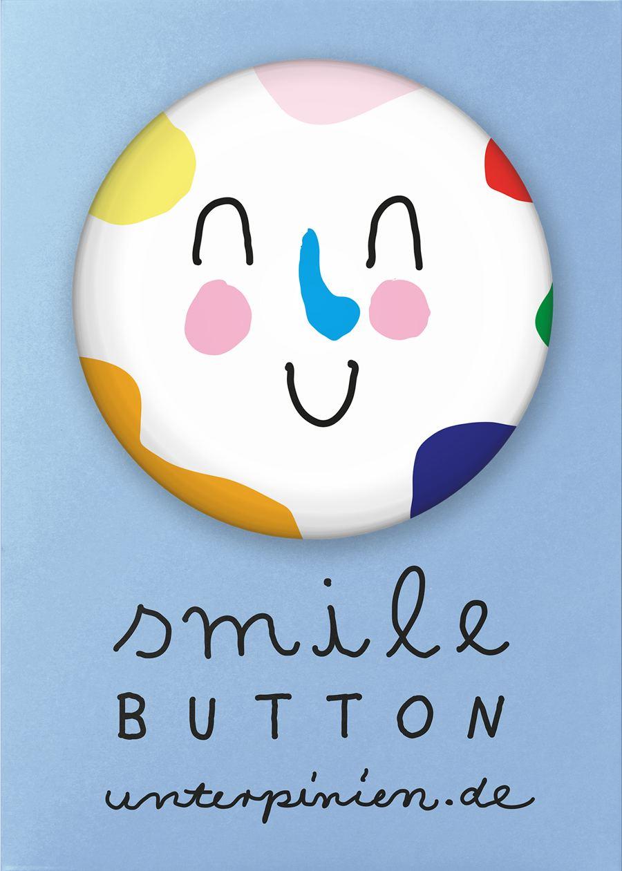 """Smile """"Nice"""" Button"""