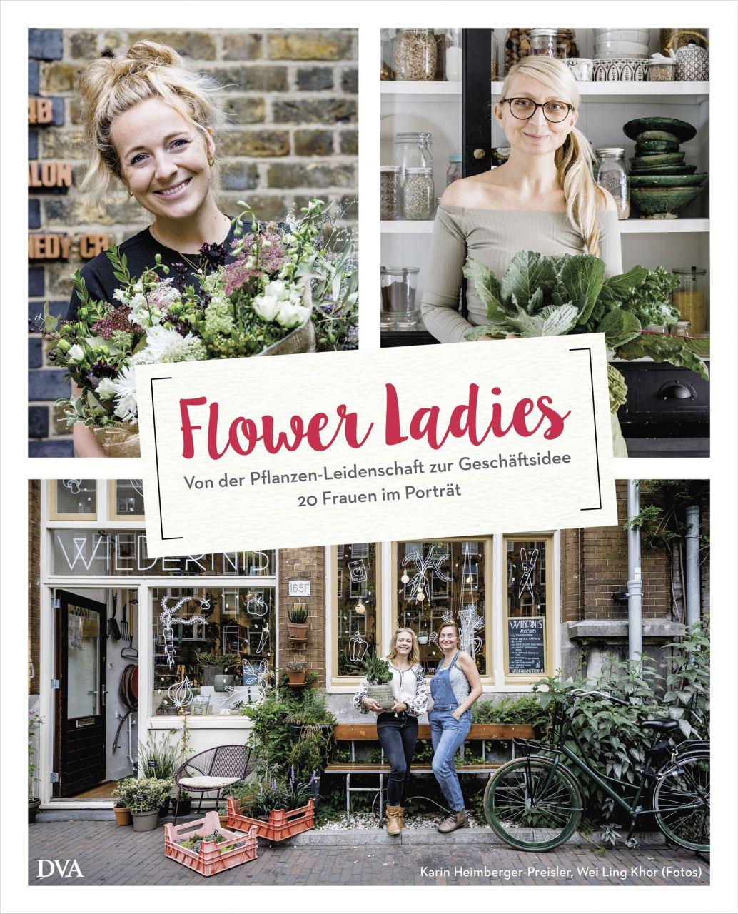 Flower Ladies