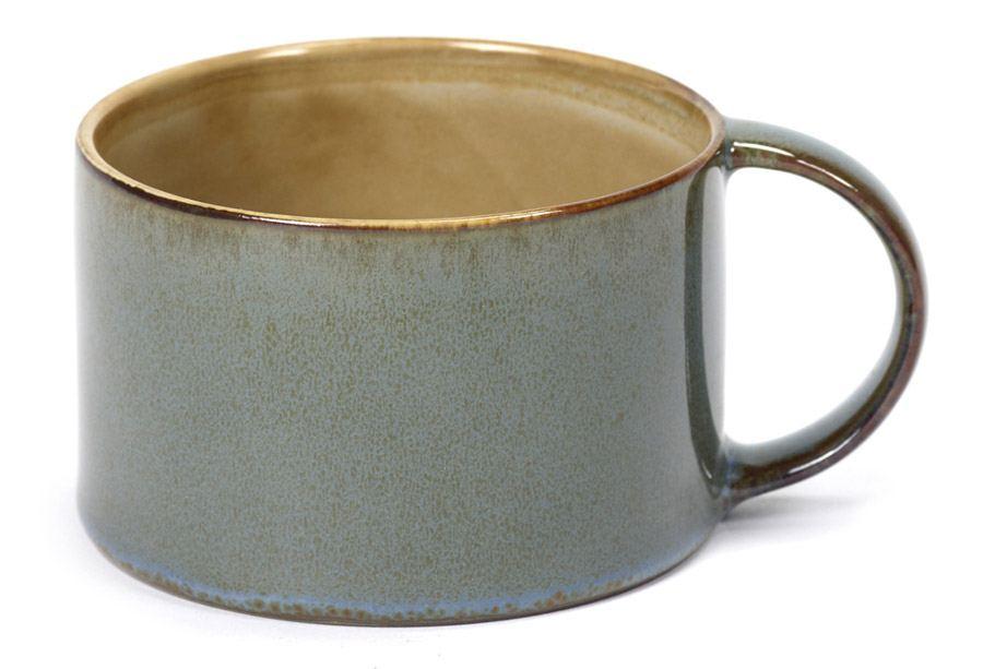 Tasse Misty Grey Smokey Blue