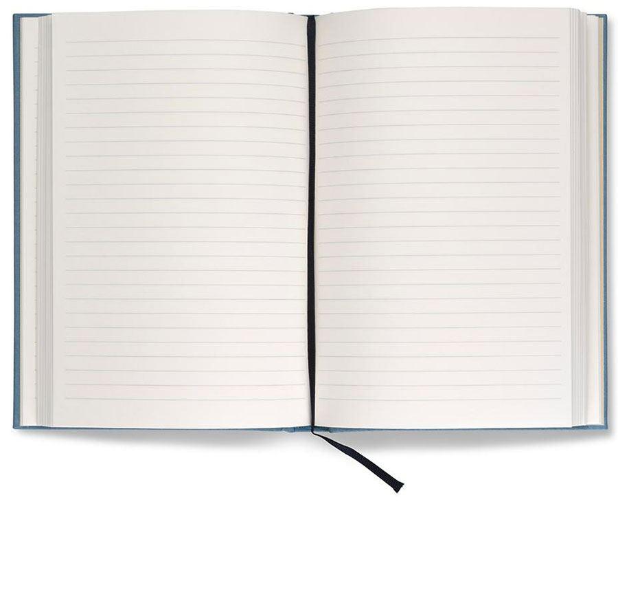 Dot Light Blue Notizbuch