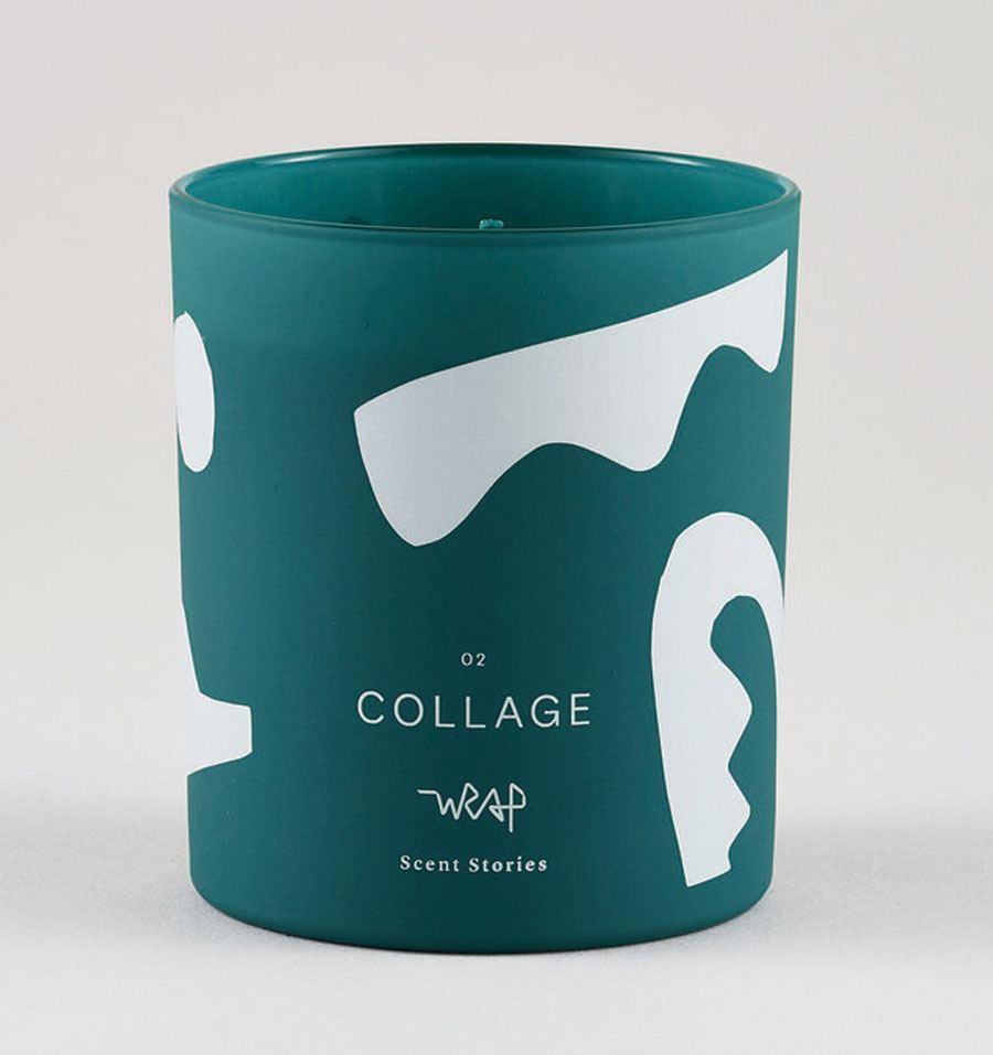 COLLAGE 02 Duftkerze - Wrap