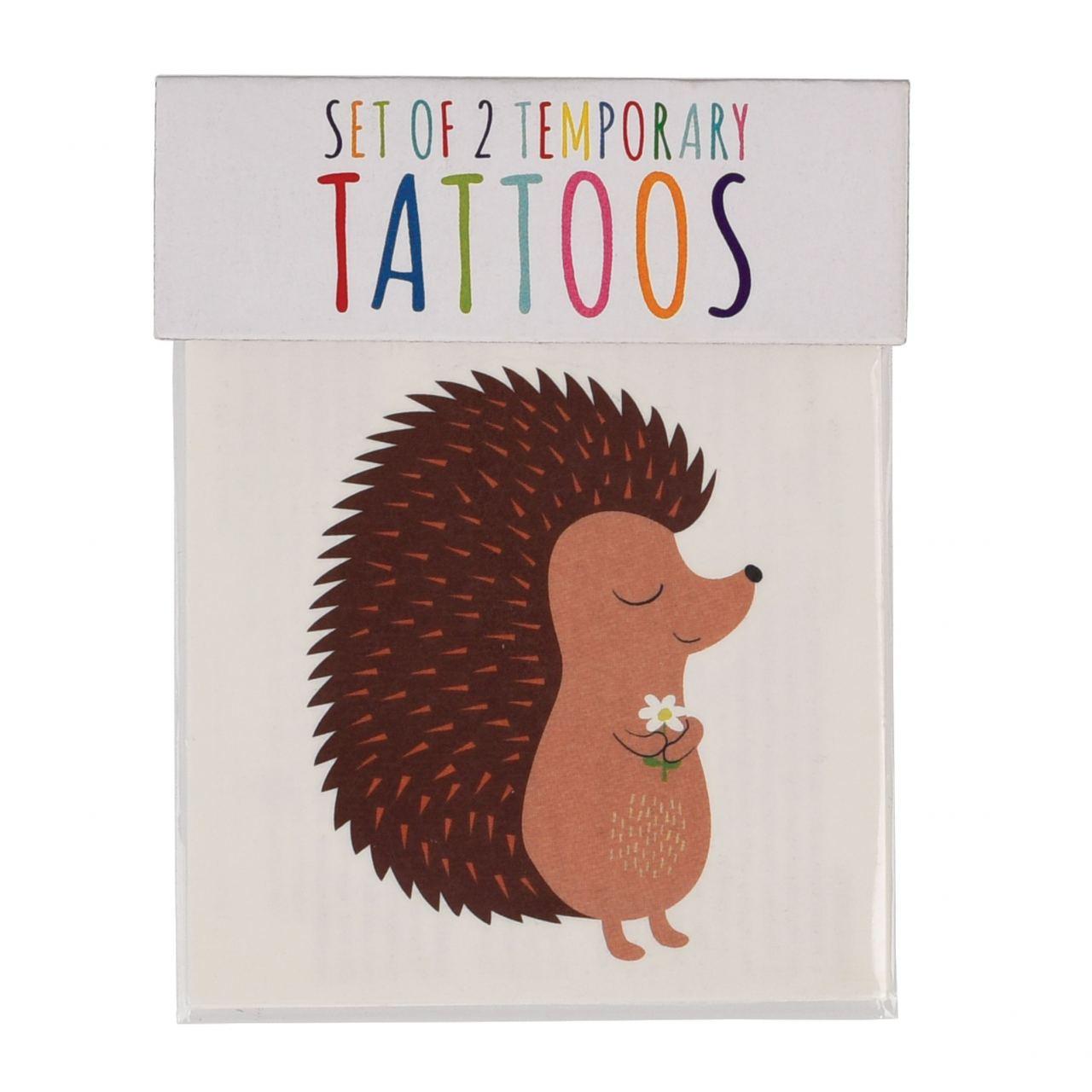 Tattoos Fuchs & Igel