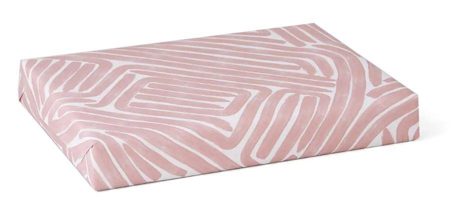 Labyrinth Geschenkpapier