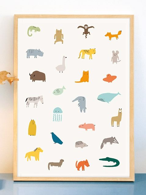 Samba Samba Poster (50 x 70 cm)