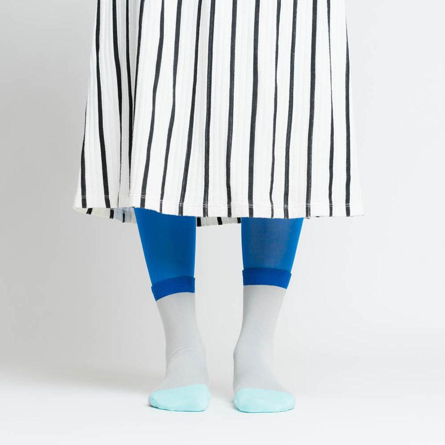 Friendly Socks Back Face Mint