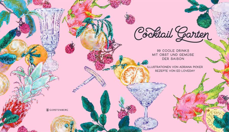 Cocktail Garten