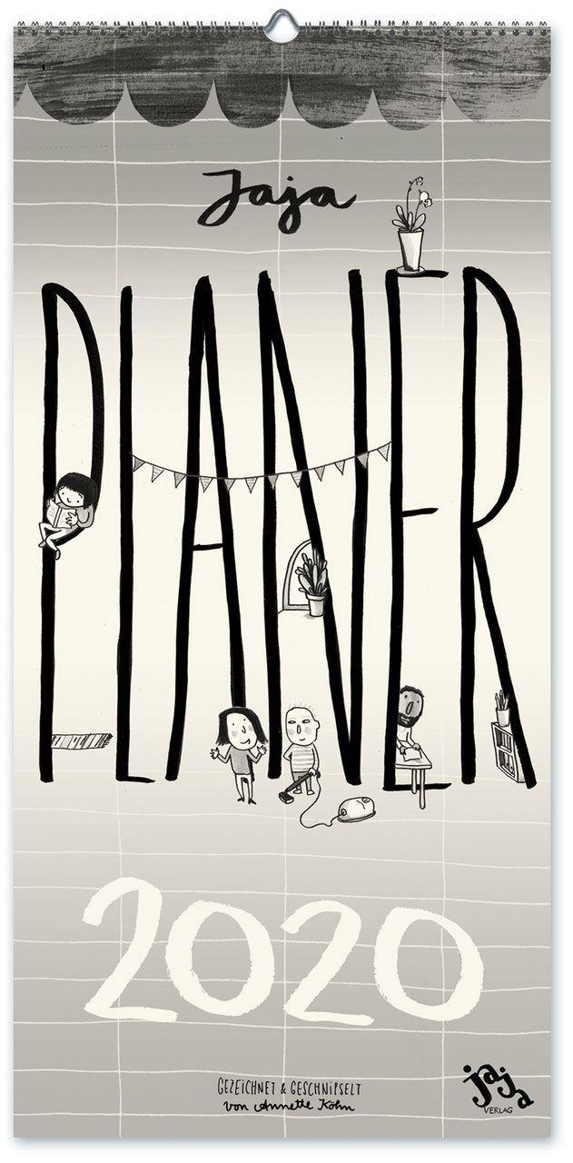 JAJA Planer 2020