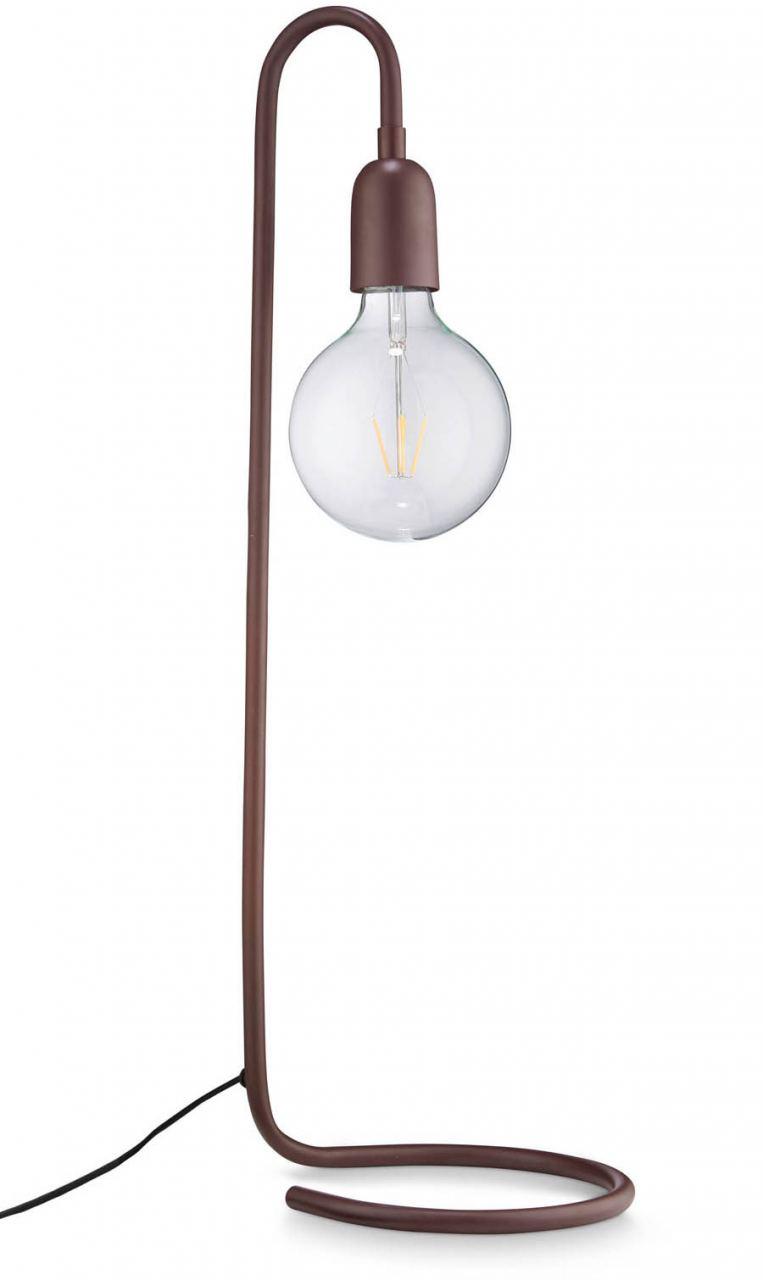 Stehlampe Burgundy