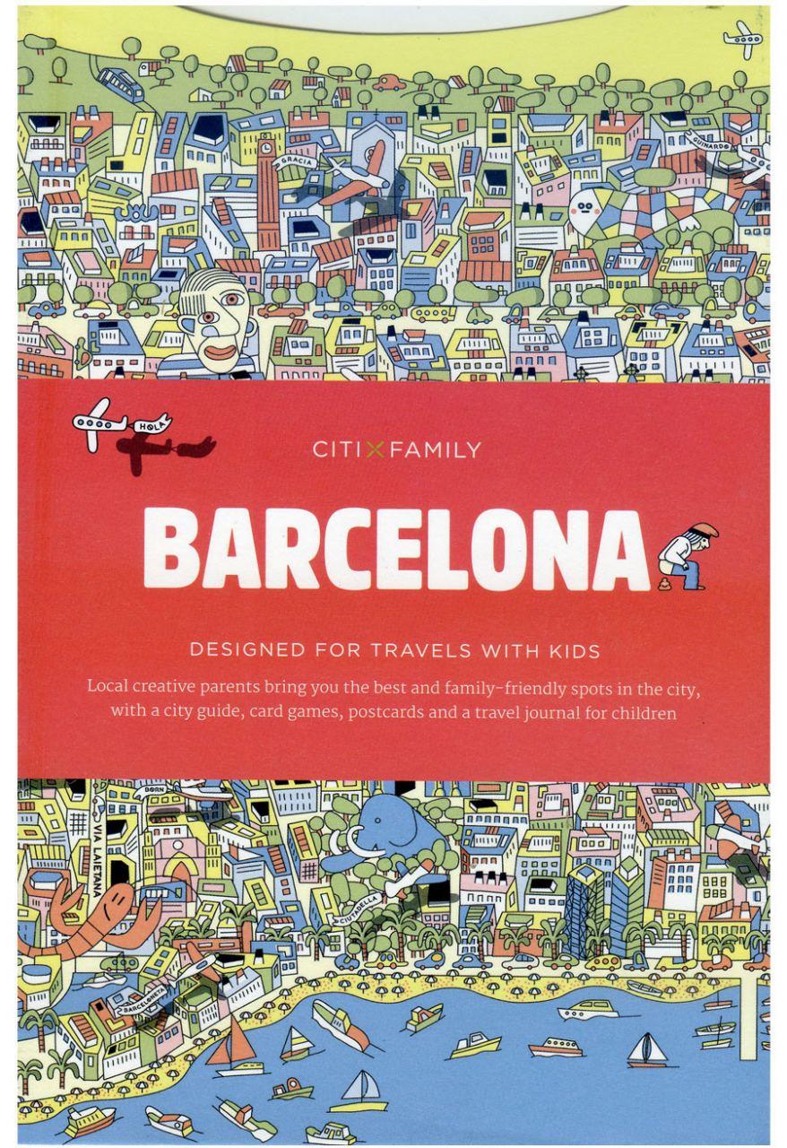CitiXFamily - Barcelona