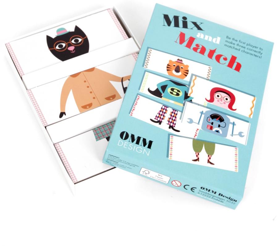 Mix & Match Ingela Arrhenius