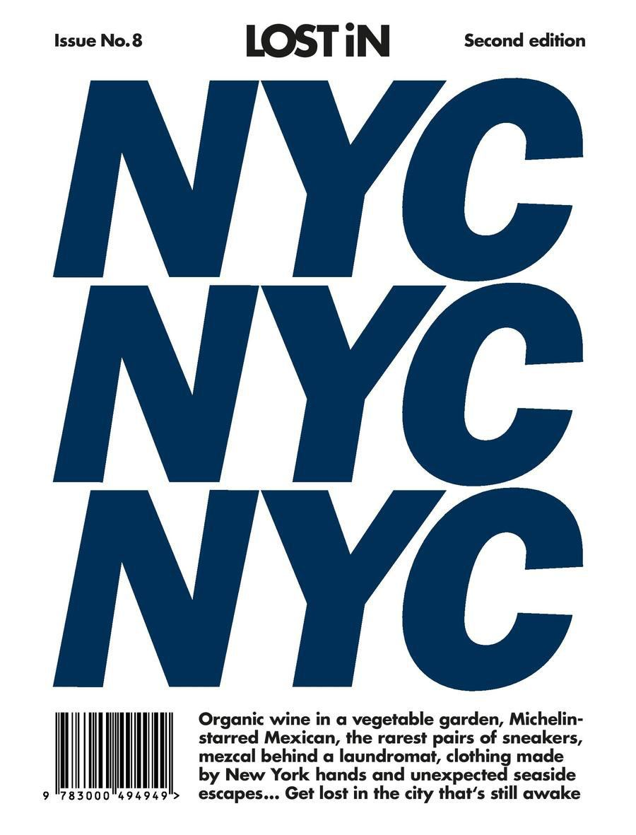 Lost In. NYC (Issue No. 8, Second Edition)